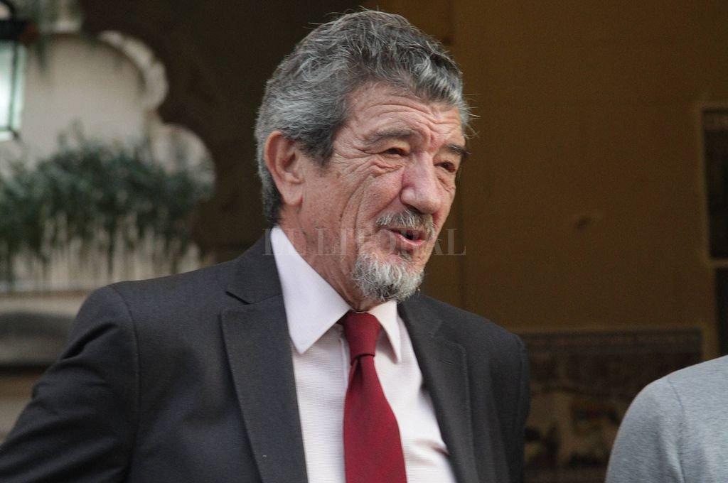 José María Vernet. <strong>Foto:</strong> Archivo El Litoral