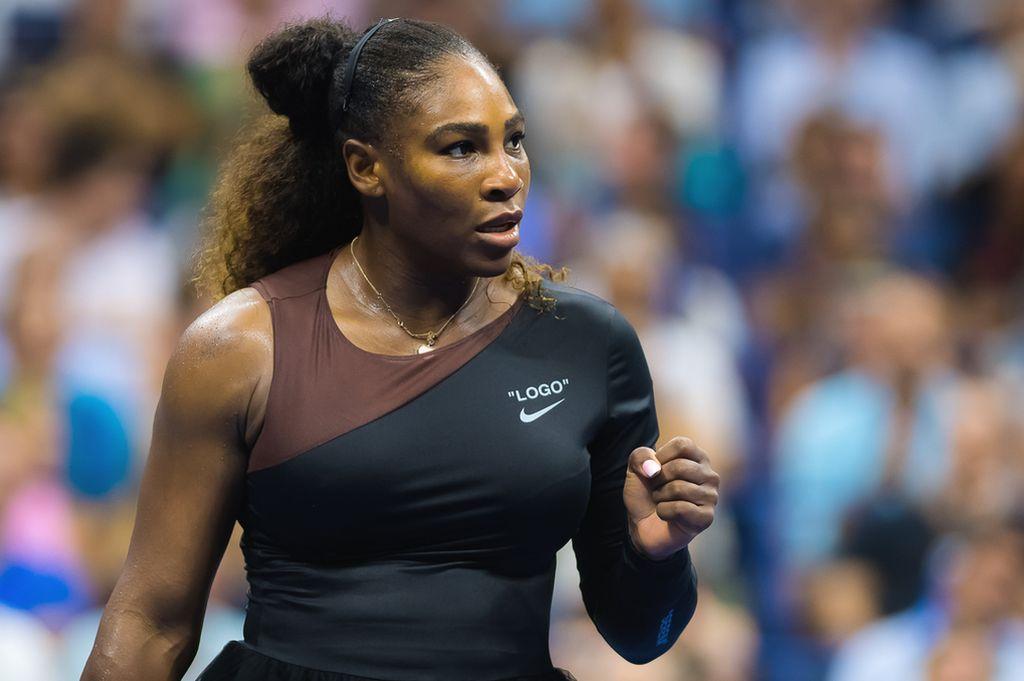 Noche emocionante para Serena Williams. Crédito: dpa