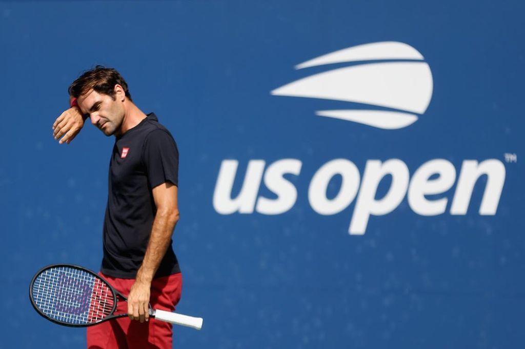 Roger Federer. <strong>Foto:</strong> Internet
