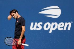 US Open: Federer juega en el turno de la noche