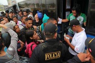 Perú declaró emergencia sanitaria por la llega de venezolanos