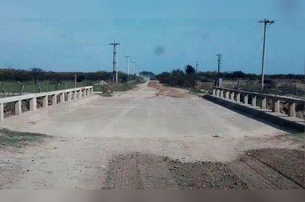 Zona del macro canal de Coronda. <strong>Foto:</strong> Internet