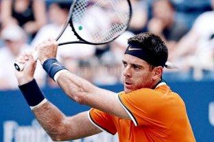 Otra sólida actuación y victoria de Del Potro en el US Open