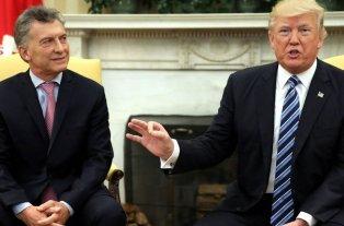 Trump tomó medidas que benefician la exportación de acero y aluminio de la Argentina