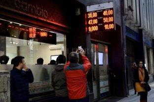 Dólar hoy: superó los $ 41 y cerró en $ 38,20