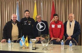 Distinguieron a pilotos santafesinos campeones en el 2017