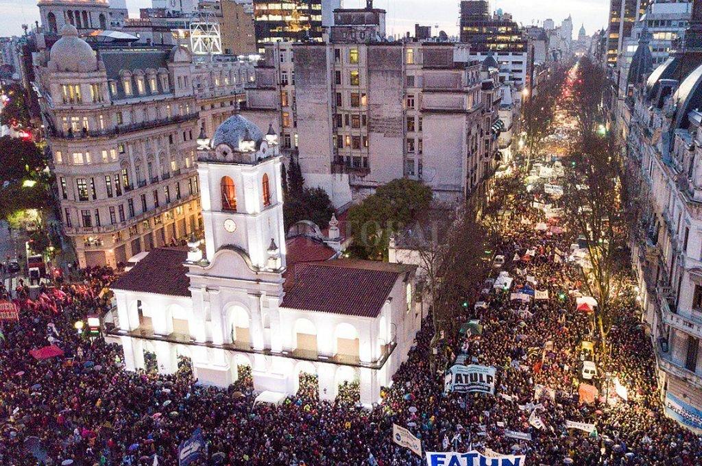 <strong>Foto:</strong> Twitter Prensa Obrera