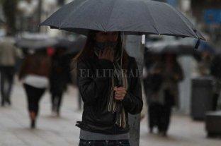 Frío, viento y lluvia para este viernes en la ciudad