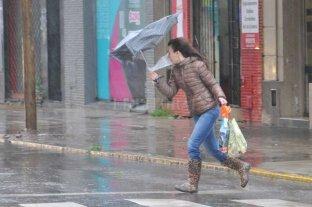 El SMN emitió un alerta a corto plazo por lluvias intensas en Santa Fe
