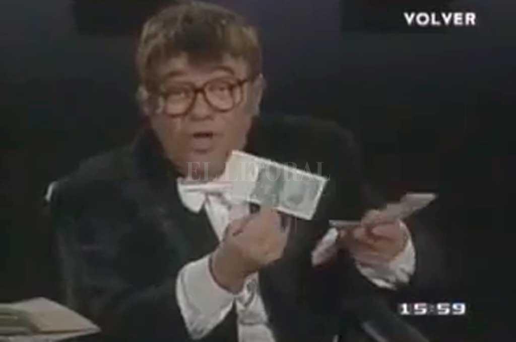 ¿Qué diría Tato Bores sobre la suba del dólar?