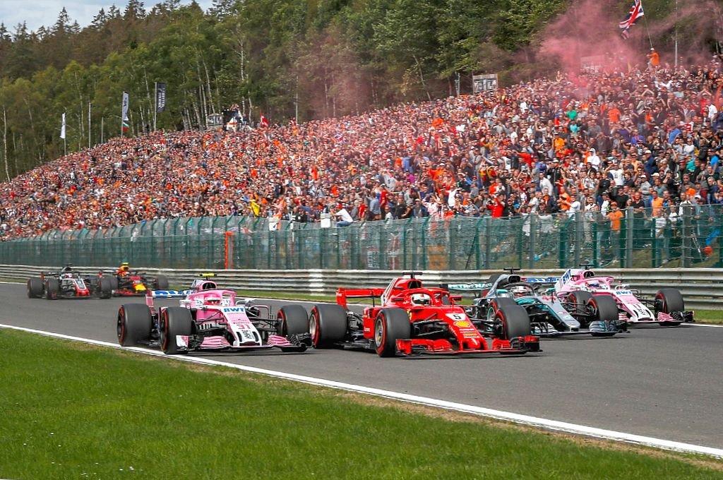 Crédito: Prensa F1