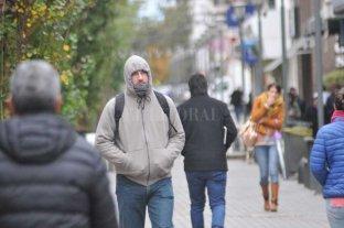 El SMN anticipa un sábado frío en la ciudad