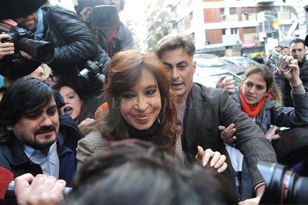 Cristina fue citada a indagatoria para mañana por el juez Claudio Bonadío. <strong>Foto:</strong> Archivo
