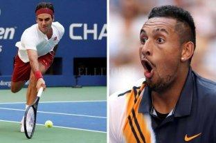 Video: la jugada de Federer que dejó boquiabierto a su rival