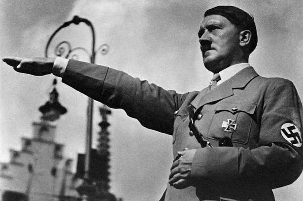 Adolf Hitler. <strong>Foto:</strong> Internet
