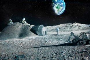 La Nasa quiere que el hombre vuelva a la Luna en el 2026