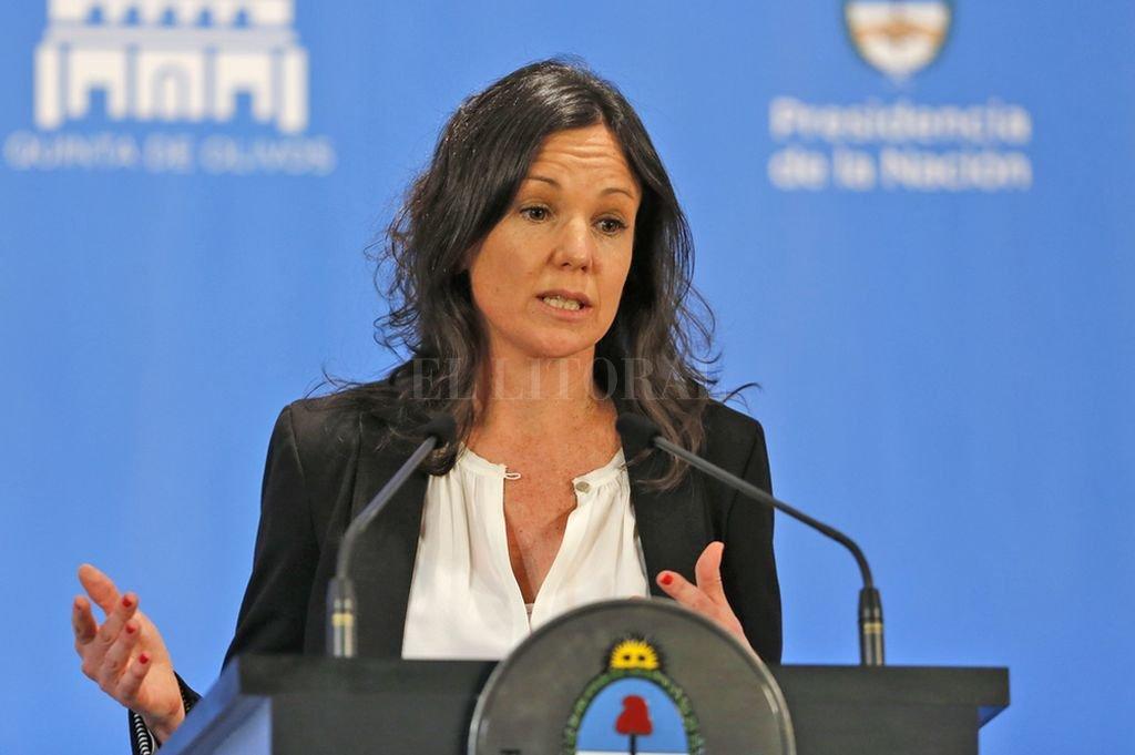 La ministro de Desarrollo Social de la Nación, Carolina Stanley. <strong>Foto:</strong> Archivo