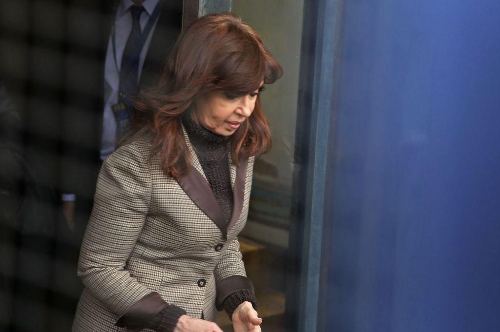 Cristina Kirchner, senadora nacional y expresidenta. <strong>Foto:</strong> Internet