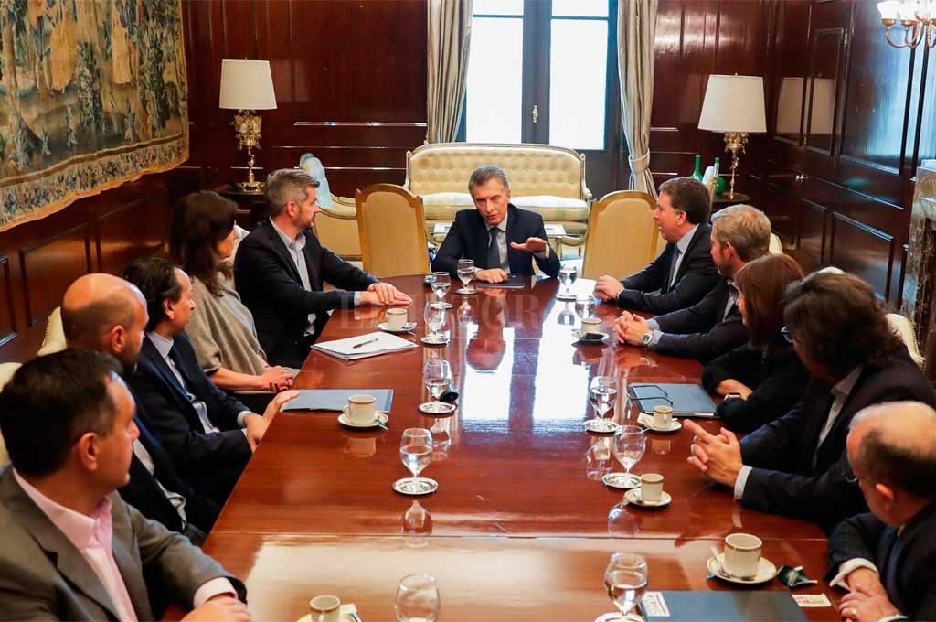 <strong>Foto:</strong> Presidencia de la Nación