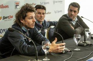 Argentina confirma el equipo de Copa Davis para recibir a Colombia