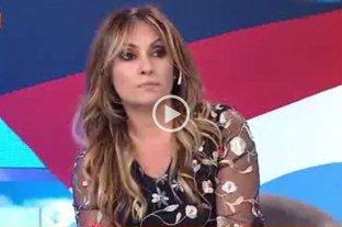 Marcela Tauro vivió un angustiante momento en Intrusos y se fue llorando