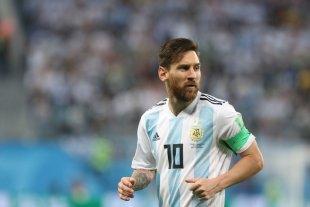 Tras un mes y medio, Messi habló del Mundial de Rusia 2018