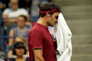 Federer se despidió del US Open