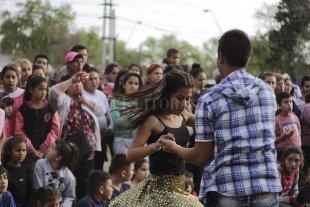 Festival de Danzas en  el Parque del Norte
