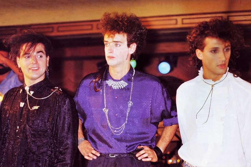 Soda Stereo. <strong>Foto:</strong> Internet