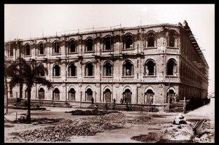 Historia e imágenes del Colegio más antiguo de la Argentina