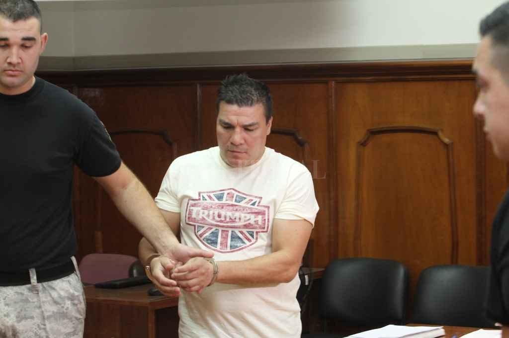 El ex púgil Carlos Baldomir <strong>Foto:</strong> Mauricio Garín