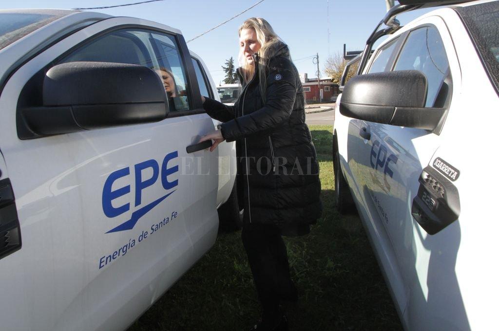 Verónica Geese, secretaria de Estado de la Energía de la provincia. <br /> <strong>Foto:</strong> Mauricio Garín