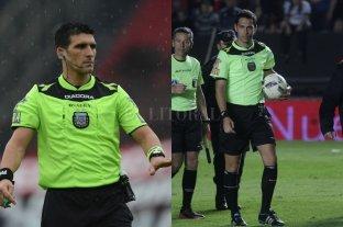 Se designaron los árbitros de la Copa Argentina para Colón y Unión