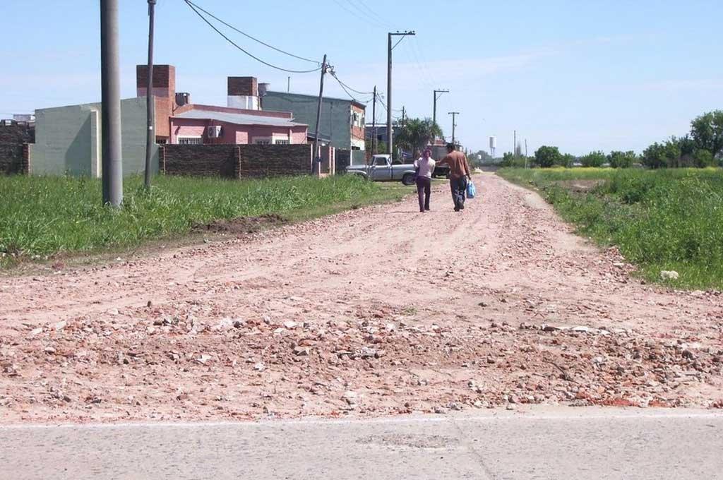 """Desde la vecinal de Nueva Santa Fe advierten sobre un """"raid"""" delictivo que no cesa en ese sector de la ciudad, al norte. <strong>Foto:</strong> Facebook Vecinal Nueva Santa Fe"""