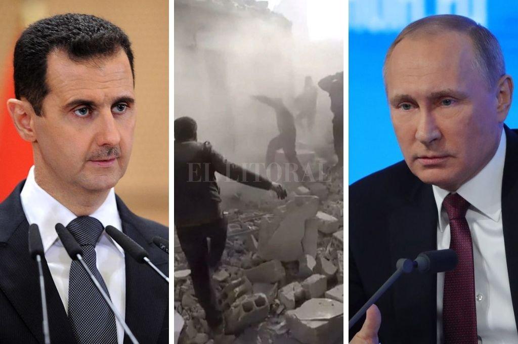 Si el gobierno consigue tomar Idlib, dejará a los rebeldes con muy pocos territorio bajo control en el país y será una señal de facto de la derrota definitiva de estos grupos. <strong>Foto:</strong> Internet