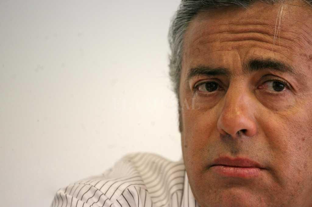 Cornejo consultado desde Santa Fe sobre el proceso de reforma constitucional.  <strong>Foto:</strong> El Litoral
