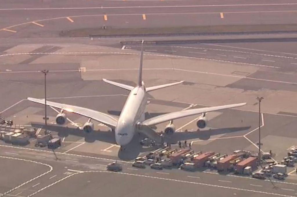 La empresa comunicó que los pasajeros afectados fueron por autoridades sanitarias locales. <strong>Foto:</strong> Internet