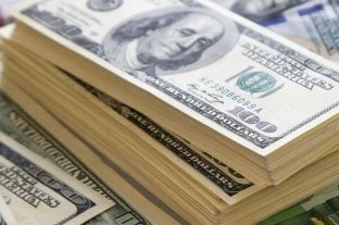 Dólar Hoy: la divisa retrocedió 41 centavos -  -
