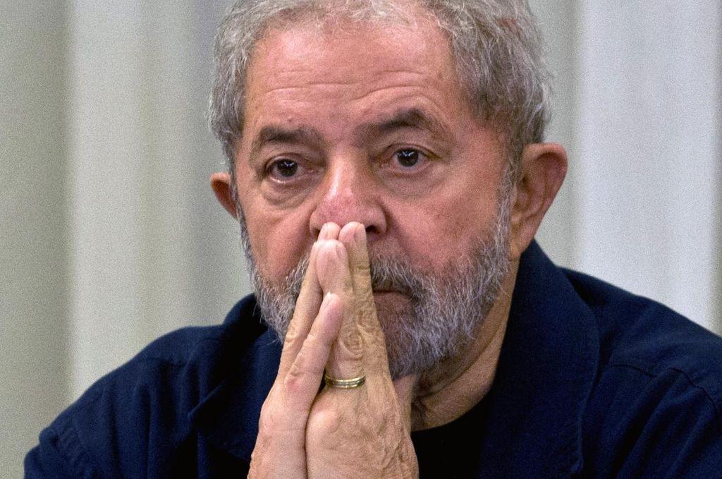 Lula Da Silva. <strong>Foto:</strong> AFP