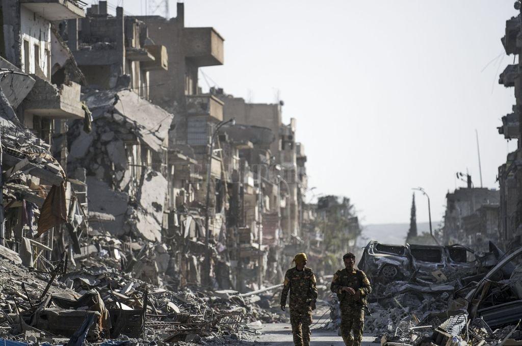 El Gobierno sirio de Bashar al Assad busca ahora dar un golpe decisivo contra los opositores rebeldes en el último gran bastión que queda en sus manos. <strong>Foto:</strong> Archivo