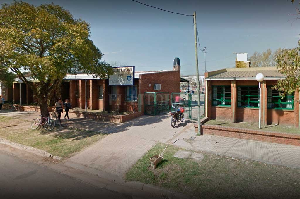Preocupación en la comunidad educativa de San Genaro por el caso de bullying <strong>Foto:</strong> Captura de Pantalla - Google Street View