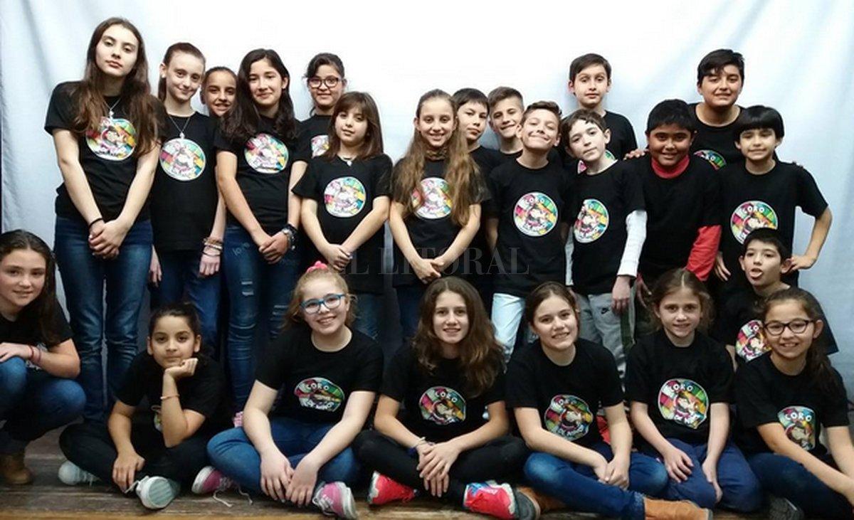 El Coro Don Bosco está compuesto por niños de 8 a 13 años, musicalizado y producido por un gran equipo de jóvenes de no más de 26 años. <strong>Foto:</strong> Gentileza Producción