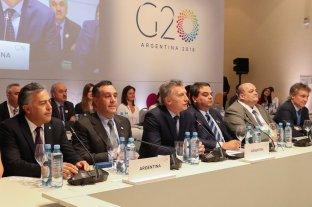 """Macri: """"Es el momento de crear consensos básicos"""""""