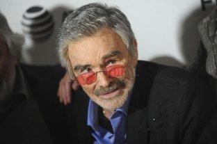 Murió el actor Burt Reynolds