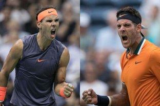 Las claves de una nueva semifinal entre Del Potro y Nadal