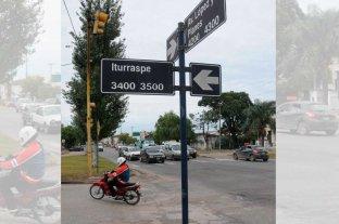 Falleció una motociclista tras chocar en el oeste de la ciudad