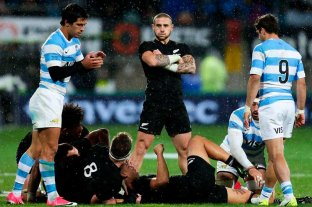 Los All Blacks y Los Pumas, confirmados