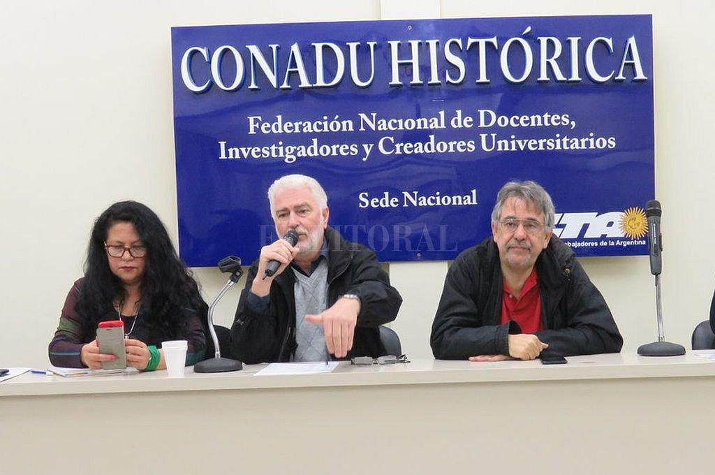 Crédito: Prensa Conaduh