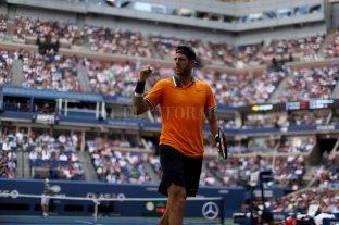 Nadal se retiró y Del Potro pasó a la final del US Open