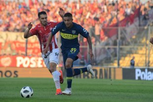 Boca le ganó a San Martín de Tucumán y jugará los octavos de final
